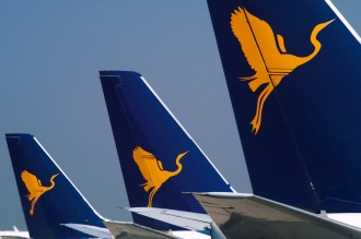 Corporate - Air One Airline Reportage