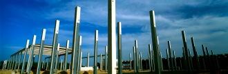 The New Vedani Aluminium Foundry Under Construction